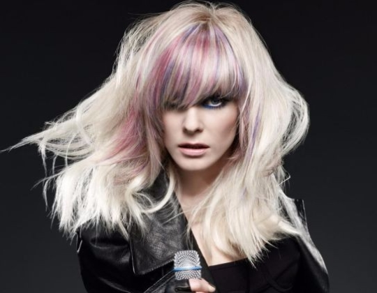 000001 pink purple blond rocker