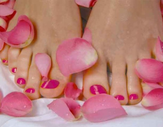 pedicure at allure (1)